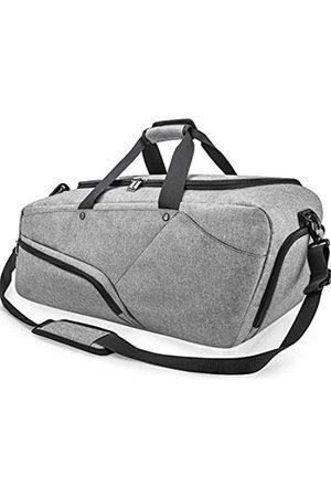 NUBILY Sporttasche mit Schuhfach, wasserdicht