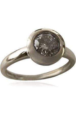 Renato Fellini Damen-Ring Solitär 585 Gelbgold 1 Diamant 1ct GR.54 (17.2) 179