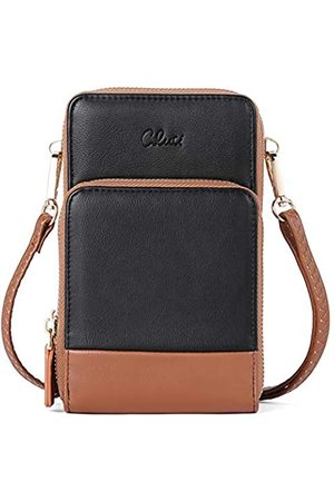 CLUCI Small Crossbody Bag for Women Leather Cellphone Shoulder Purses Fashion Travel Designer Wallet