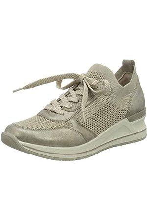 Remonte Damen D3208 Sneaker, Perle/Perle- / 60