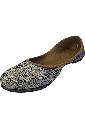 Step N Style Indische Hochzeitsschuhe Khussa Schuhe Punjabi Jutti Mojari Traditioneller Schuh