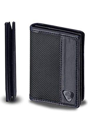Lewis N. Clark Lewis N Clarks 942BLK RFID-Blocking Kreditkartenhülle