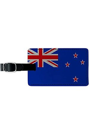 Graphics and More Graphics & More Neuseeland-Flagge, Leder