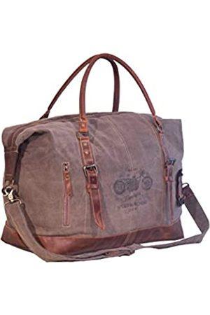 Tribello Bhrayna-Bags Weekender Reisetasche mit Fahrradaufdruck