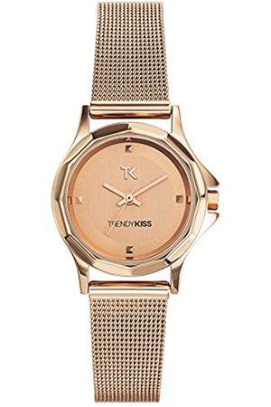 Trendy Kiss Damen-Armbanduhr Analog Quarz TMG10060-04