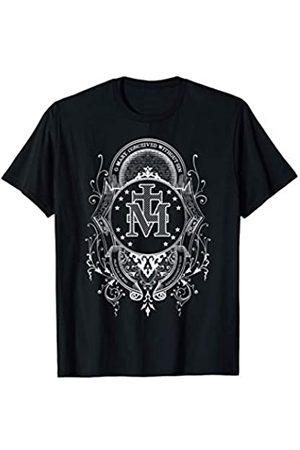 Happy Catholics Wunderbare Medaille Unserer Lieben Frau Maria Katholisches O T-Shirt