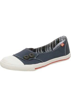 BC Footwear Damen Shootin The Breeze Sneaker, (Navy)