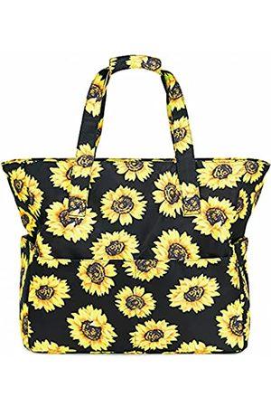 BTOOP Damen Handtaschen - Große Strandtasche für Frauen, wasserdicht, sandicht, Pool-Tragetasche und Taschen für Frauen, übergroße Reisen, Fitnessstudio