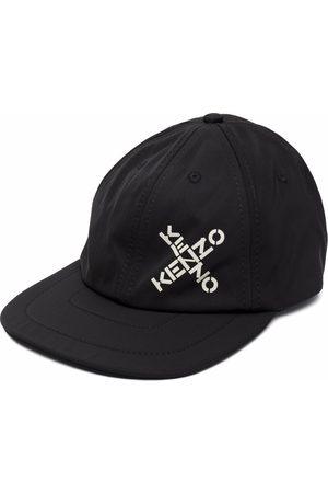Kenzo Baseballkappe mit Logo-Print