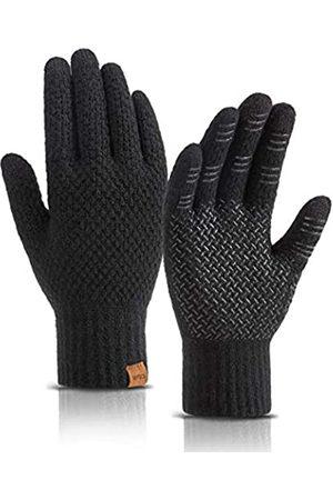 MAJCF Winterhandschuhe für Männer und Frauen, Touchscreen-Handschuhe, Thermo-Handschuhe für warmes kaltes Wetter