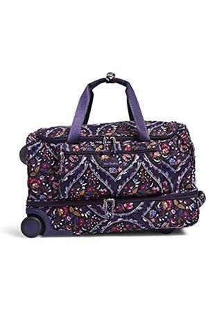 Vera Bradley Lighten Up Faltbares Reisetasche für Damen, Mehrere (Foxwood Wiese)