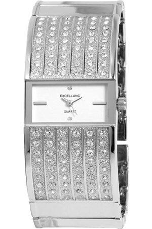 Excellanc Damen-Uhren mit Metallband 152422500009