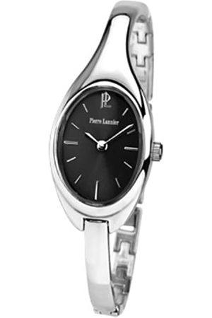 Pierre Lannier Damen-Armbanduhr Analog Edelstahl Silber 079H631