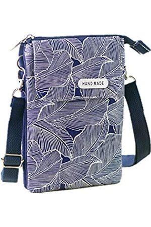 INITIAL LEAF Kleine Mädchen Geldbörse Umhängetasche kleine Handy Tasche Mini Geldbörse Schultergurt für Frauen Teenager Kinder