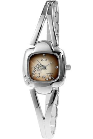 Just Watches Damen-Armbanduhr XS Analog Edelstahl 48-S0047-BR