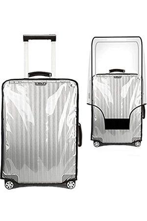 TopZK Koffer-Schutzfolie, PVC, transparent