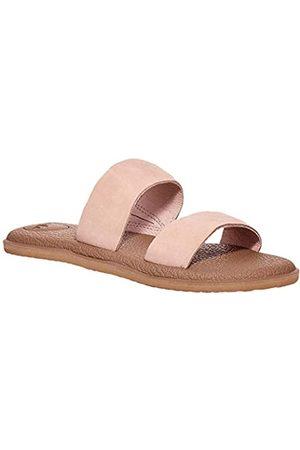 Sanük Damen Yoga Gora Leather Sandalen zum Reinschlüpfen