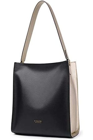 FOXER Designer-Handtasche aus Leder für Damen