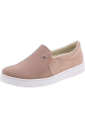 VIA MARTE Damen Slip on Sneaker Gepolsterte Innensohle Komfort Einfach Niedlich