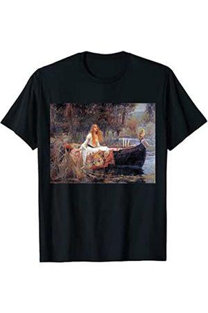 Vintage Images Damen T-Shirts, Polos & Longsleeves - John William Waterhouses The Lady of Shalott T-Shirt