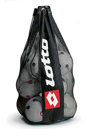 Lotto Sport Uni Bag Ball Mundial, black/white/red, 45x45x87, 128 liters