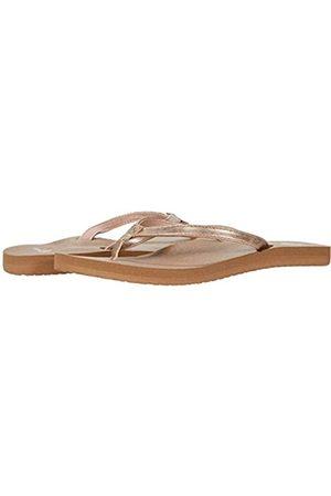 Sanük Damen Yoga Joy Shimmer Metallic Flipflop