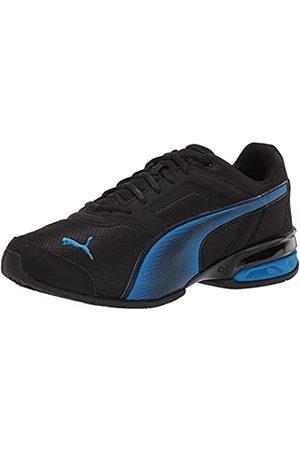 PUMA Herren Tazon 7 Laufschuh, Black-Future Blue