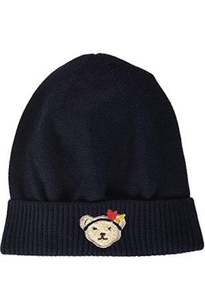 Steiff Mädchen Mütze Hut, Navy