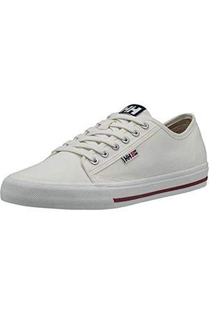Helly Hansen Herren Fjord Canvas Shoe V2 11465_011 Sneaker, Off White/Navy/Plum