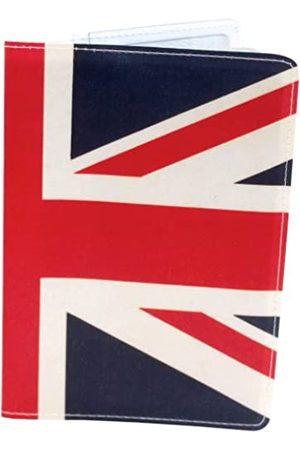 Unbekannt Union Jack Britische Flagge Passport Halter