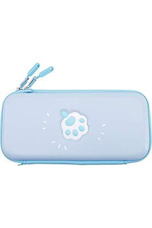MYCHEER Schutzhülle kompatibel mit Nintendo Switch Tragetasche, Katzenklaue, niedlich, schützend, tragbar, Reise-Hülle für Switch Lite