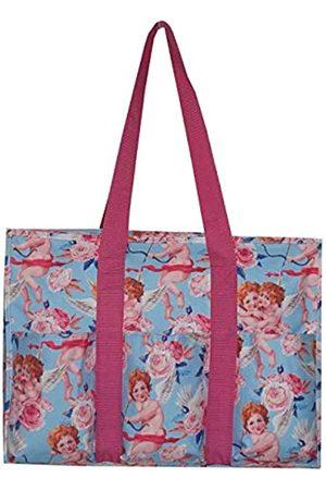 EGFAS Allzweck-Organizer, 45,7 cm, große Tragetasche mit 8 Taschen, (Angel Hot Pink)