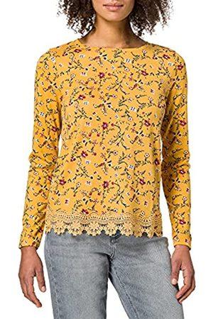 Springfield Damen Camiseta Bajo Crochet Unterhemd