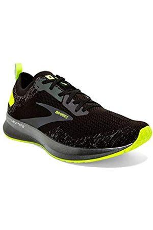 Brooks Womens Levitate 4 Running Shoe - Black/Nightlife - B - 11.5