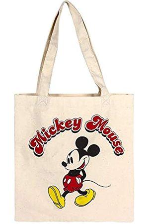 Cerdá Unisex-Kinder Bolso Asas Algodón Mickey Cotton Griff Tasche