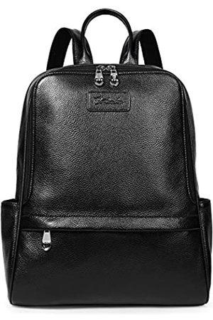 BOSTANTEN Damen Leder Rucksack Backpack Wanderrucksack Reiserucksack Schultasche modisch
