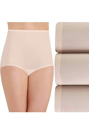 Vanity Fair Perfectly Yours Ravissant Tailored Nylon Brief 3 Stück - Pink - XX-Large (35)