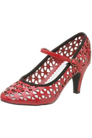 Not Rated Damen Top Heart Mary Jane Pumps
