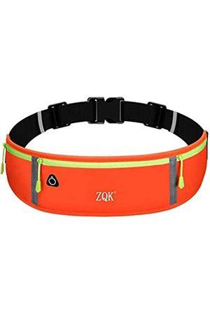 HEIMO Laufgürtel Taillengürtel Läufergürtel für Wandern Fitness Verstellbare Tasche für alle Arten von Handys