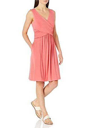Amazon Ärmelloses Crossover-Kleid Dresses 44-46