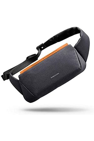 Kingsons Bauchtasche für Herren, wasserdichte Hüfttasche, Reise-Schultertasche, Crossbody-Brusttasche für tägliches Wandern, Wandern