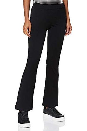 VERO MODA Female Hose Ausgestellte Jersey XL32Black