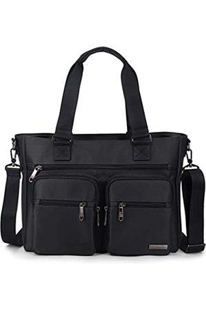 La Packmore Wasserabweisende Nylon-Schultertasche, Handtasche, Laptop-Tasche, Reisen, Arbeit, Schule, Klinik, Krankenschwester