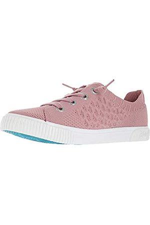 Blowfish Free Spirit Damen-Sneaker, (Dusty Pink Fly Knit)