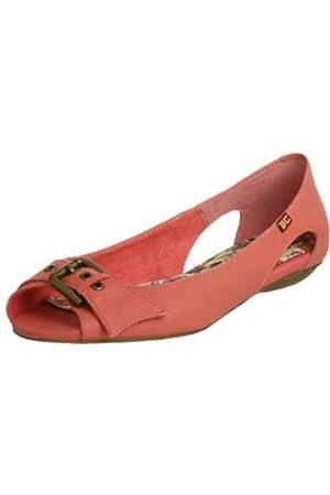 BC Footwear Damen Warm Front Flat, Pink (Korallenrot)