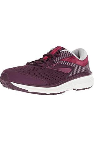 Brooks Damen Dyad 10 Laufschuhe, (Purple/Pink/Grey 527)