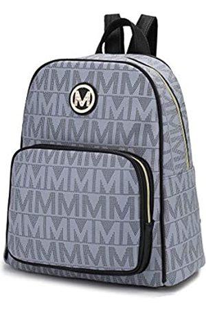 MKF Collection MKF Rucksack Geldbörse für Frauen & Teen Mädchen - PU Leder Top-Griff Damen Mode Reise Pocketbook Tasche - Daypack