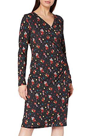 Joe Browns Damen Christmas Kitty Dress Lssiges Kleid