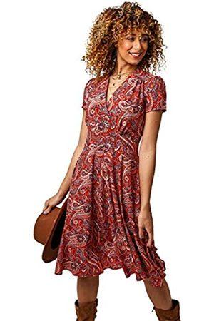 Joe Browns Damen Perfect Paisley Dress Lssiges Kleid