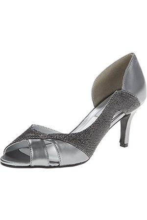 Touch Ups Damen Charlie Dress Pump, Silber (Zinnfarben)